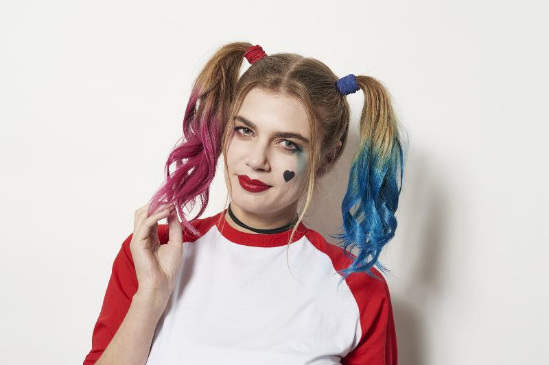 Easy Halloween Hairstyles