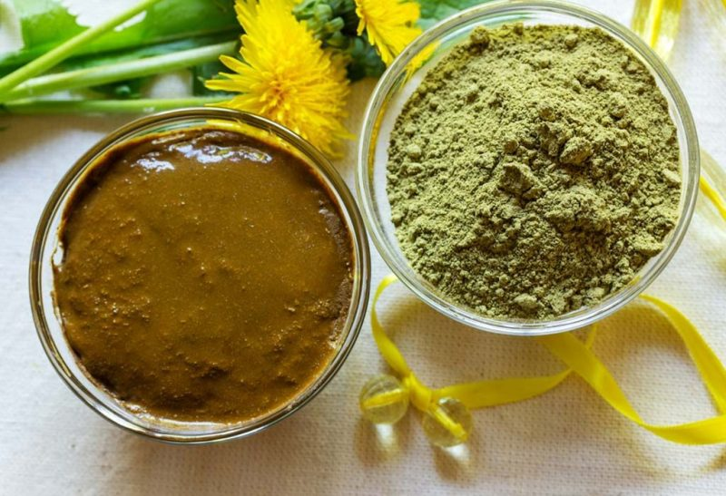 How to Make Henna Paste at Home