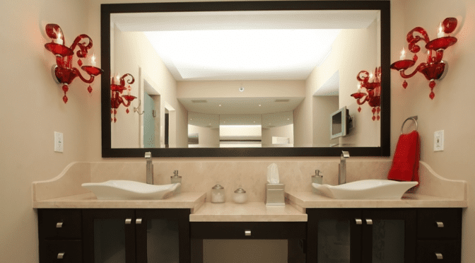 5 Amazing Bathroom Mirror Ideas for 2021 that make You Save a Bundle