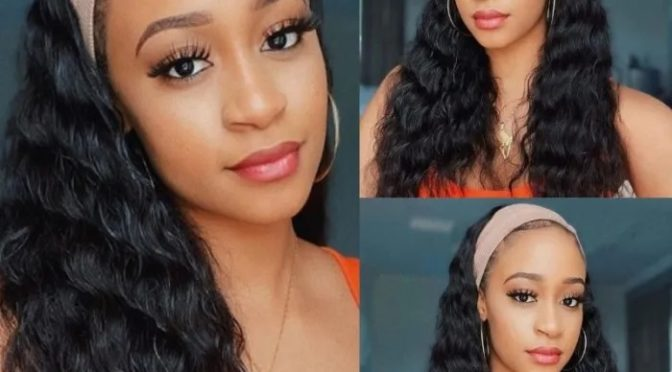 Some Tips That Protect The Human Hair Headband Wig