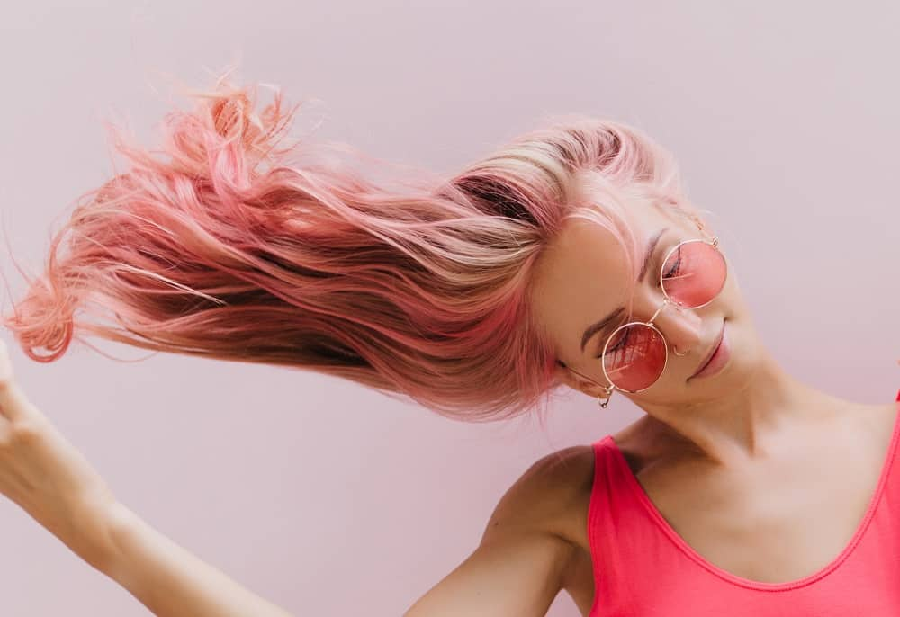 tips for maintaining hair color and health