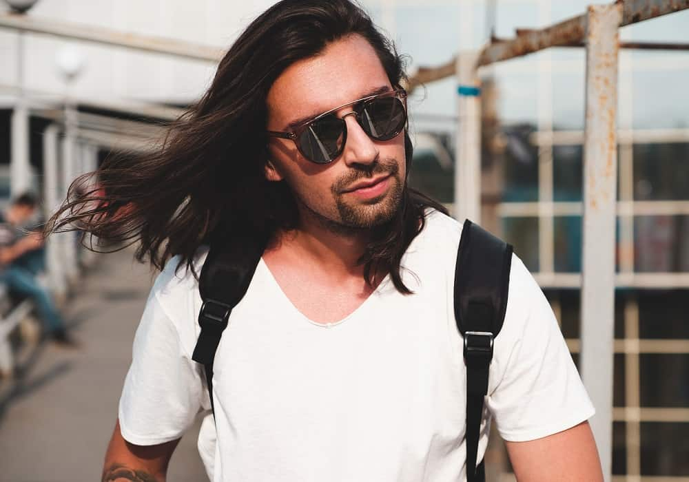 tips to grow long healthy hair for men